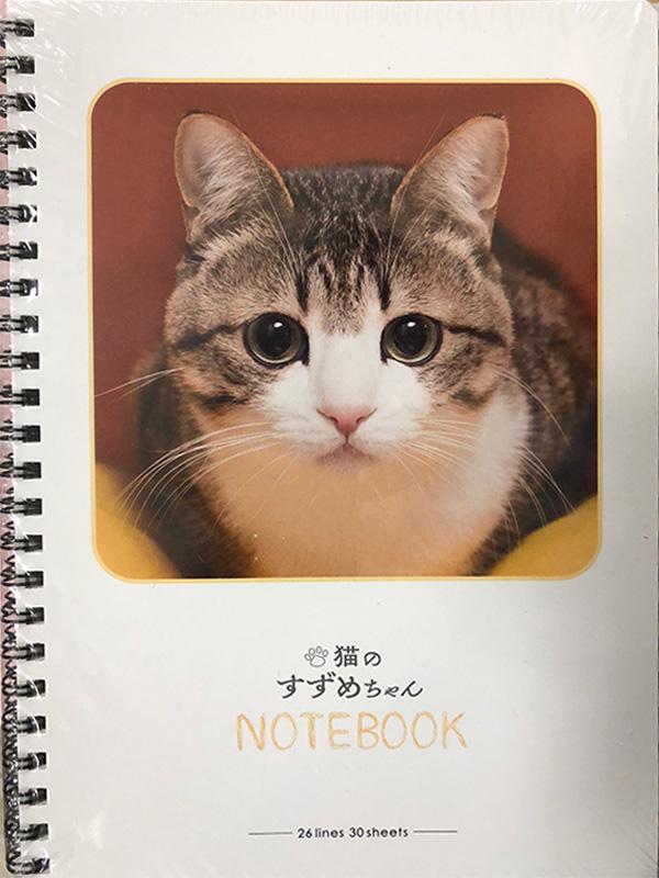 「猫のすずめちゃん」との初コラボレーション!!