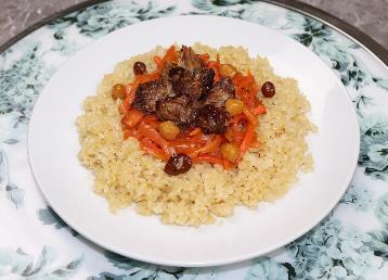 トルコの伝統料理『プロフ』